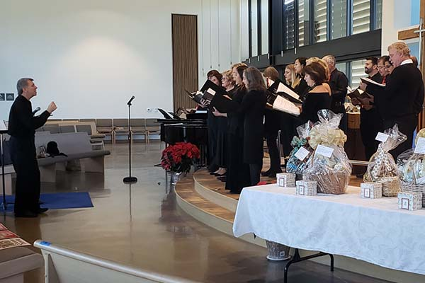 San Clemente Choral Society Concert Image 3