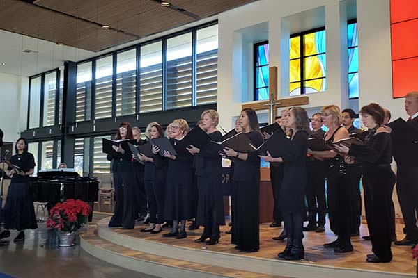 San Clemente Choral Society Concert Image 2