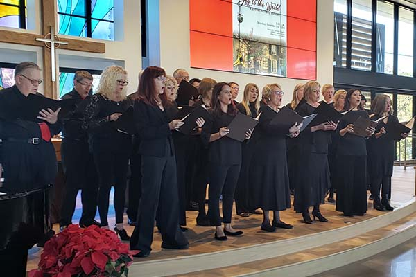 San Clemente Choral Society Concert Image 1